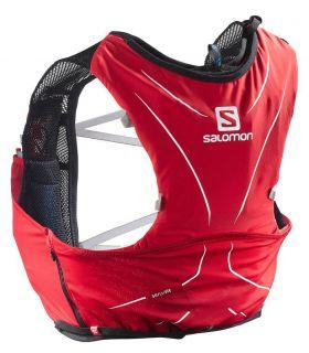 Salomon ADV Skin 5 Set Rojo