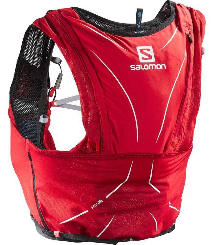 Salomon ADV Skin 12 Set Rojo