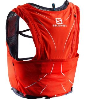 Salomon ADV Skin 12 Set Fiery Red