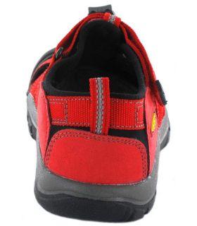 Keen Junior Newport H2 Rojo