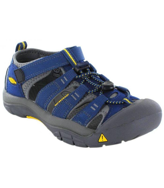 Vif Junior Newport H2 Bleu - Sandales / Tongs Junior