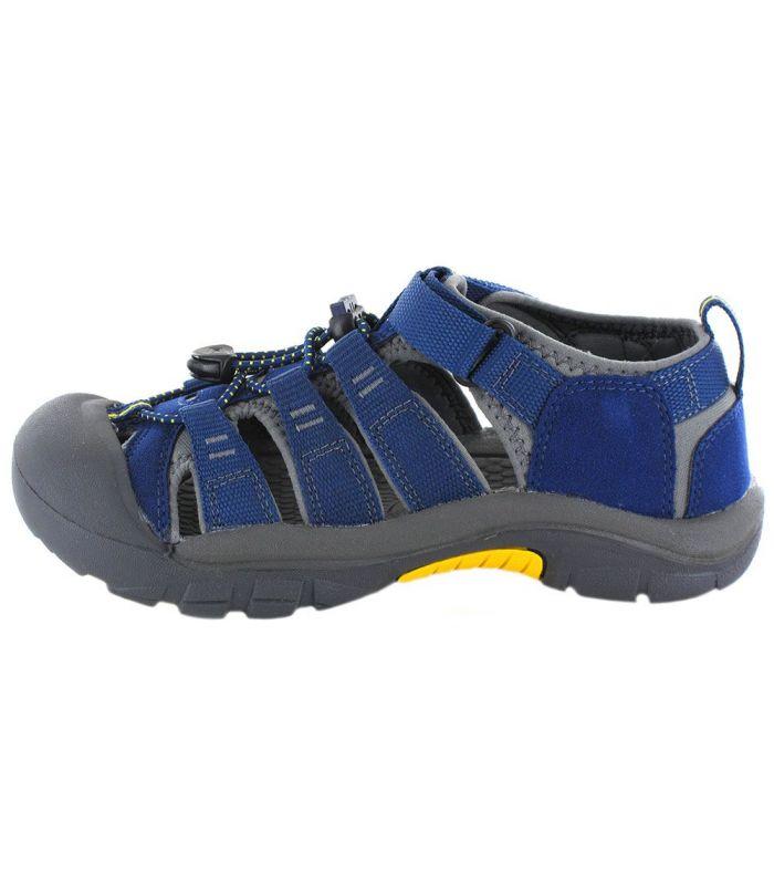 Keen Junior Newport H2 Azul - ➤ Sandalias - Chanclas