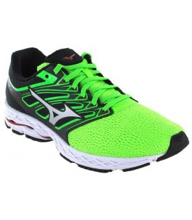 Mizuno Wave Shadow Verde