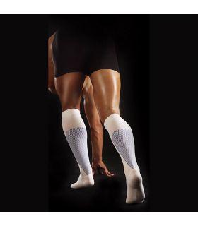 Calcetines Montaña - Calcetin Medilast Atletismo Blanco Calzado Montaña