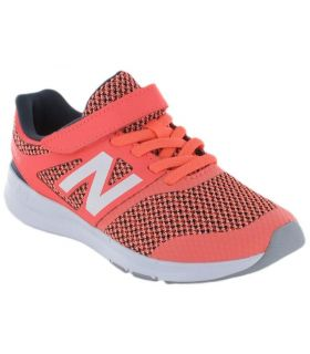 New Balance KXPREMII Premus Trainer New Balance Calzado Casual Baby Lifestyle Tallas: 21, 23, 27,5; Color: rosa