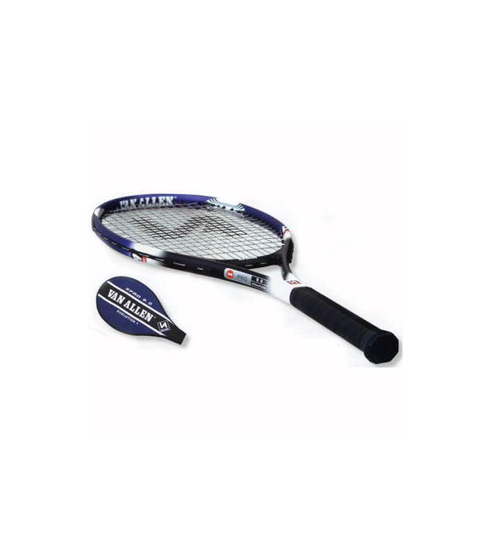 Raqueta tenis x-pro 9.0 evolution 1 Van Allen Raquetas tenis Tenis