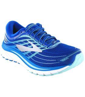 Brooks Glycerin 15 W Azul Zapatillas Running Mujer Zapatillas