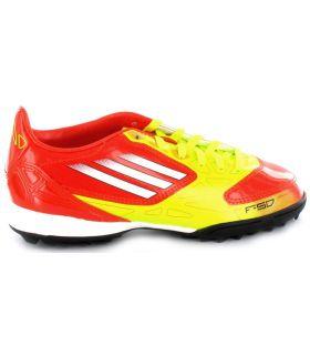 Adidas F10 TRX TF J Messi
