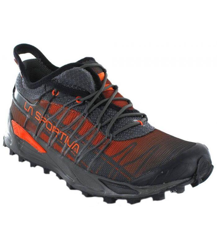 Zapatos grises con cordones La Sportiva Mutant para hombre irsFf