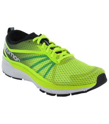 Salomon Sonic RA Pro Salomon Zapatillas Running Hombre Zapatillas Running Tallas: 45 1/3; Color: amarillo