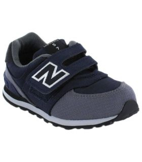 New Balance KV574QWY New Balance Calzado Casual Junior Lifestyle Tallas: 34,5, 35; Color: azul