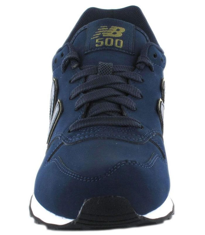 Calzado Casual Mujer - New Balance GW500DBG azul Lifestyle