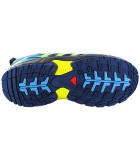 Salomon XA PRO 3D CSWP K Azul 2