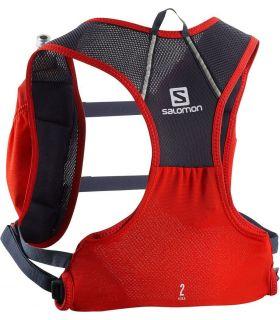 Salomon Agile 2 Set Rojo