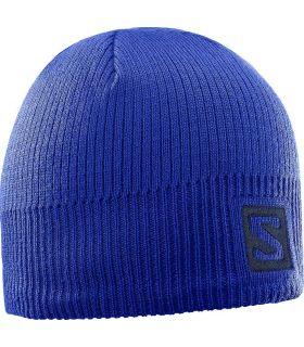 Salomon Logo Beanie Azul