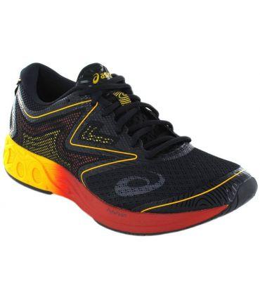 Asics Noosa FF Asics Zapatillas Running Hombre Zapatillas Running Tallas: 42, 42,5, 43,5, 44, 44,5, 45; Color: negro