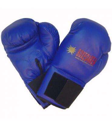 Guantes boxeo BoxeoArea 1806 pu blue