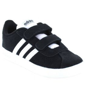 Adidas VL Court 2.0 CMF I Negro