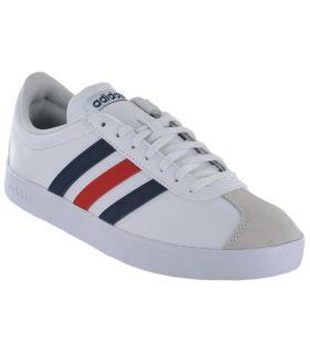 Adidas Adidas VL-Domstolen 2.0 Hvit
