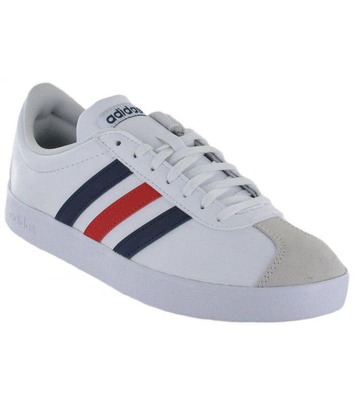 Adidas Adidas VL Court 2.0 White ea1a7c609