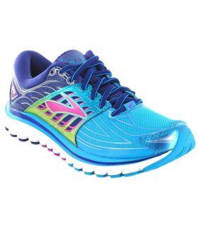 Brooks Glycerin 14 W - Zapatillas Running Mujer - Brooks azul claro 38,5