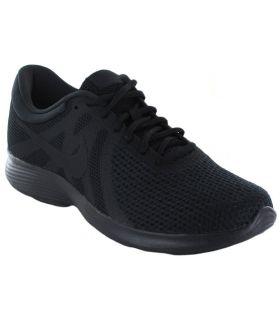 Nike Revolution 4 002 - Zapatillas Running Hombre - Nike negro 40,5, 45,5, 46