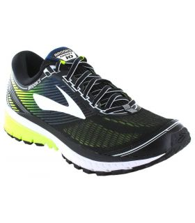Brooks Ghost 10 Negro