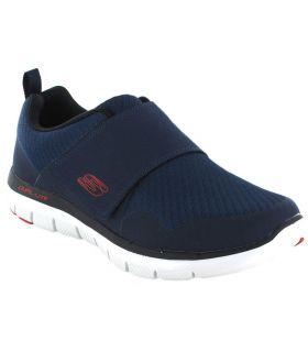 Skechers Gurn Bleu W