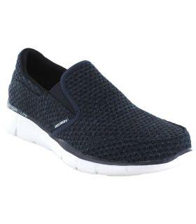 Skechers Slickster - Calzado Casual Hombre - Skechers azul 41, 46, 47,5