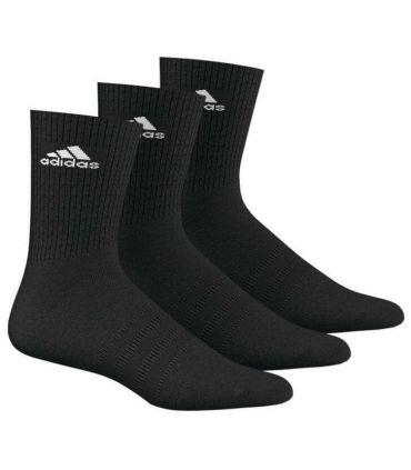 Adidas 3S Performance Ankle Half Negro