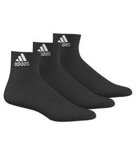Adidas Calcetin Cr HC 3p Negro