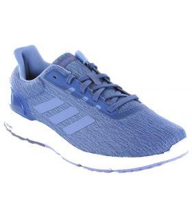 Adidas Cosmic 2.0 W Azul Adidas Zapatillas Running Mujer Zapatillas Running Tallas: 36 2/3, 37 1/3, 38 2/3, 39 1/3, 40