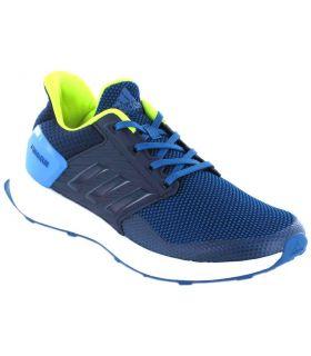 Adidas RapidaRun K Azul Zapatillas Running Niño Zapatillas