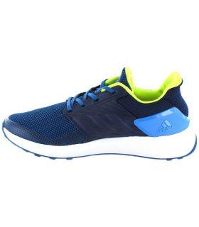 Zapatillas Running Niño - Adidas RapidaRun K Azul azul Zapatillas Running