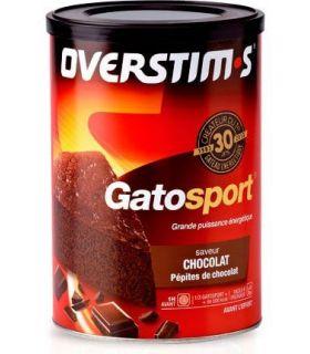 Overstims Gatosport Chocolate Brownie Nut
