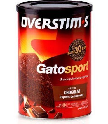 Overstims Gatosport Chocolate Brownie Nuez