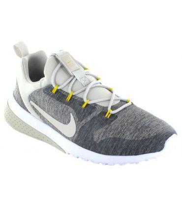 Nike Ck Racer W Nike Calzado Casual Mujer Lifestyle Tallas: 37,5, 38, 39, 40, 40,5, 41, 38,5; Color: gris