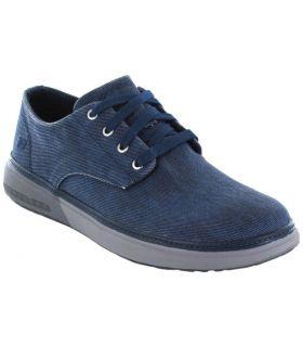Skechers Brisor - Calzado Casual Hombre - Skechers azul 40