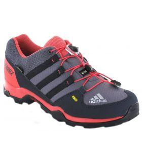 Adidas Terrex Gore-Tex Trace Grey - Zapatillas Trekking Niño - Adidas rosa 28, 32