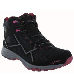Treksta Bota 102 Mid W Gore-Tex Botas de Montaña Mujer Calzado