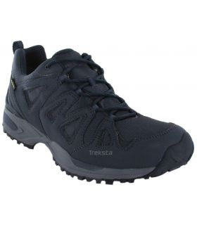 Treksta Nevado Lace Low Azul Gore-Tex