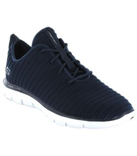 Skechers Estates Azul Calzado Casual Mujer Lifestyle Skechers