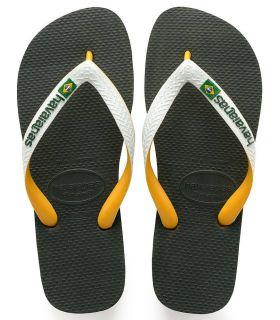 Havaianas Brazil Mix D'Olive