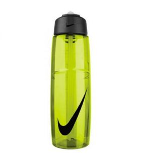 Nike Botellin 946 ml T1 Flow Swoosh Amarillo