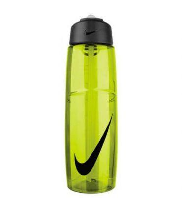 Nike Botellin 946 ml T1 Flow Swoosh Amarillo