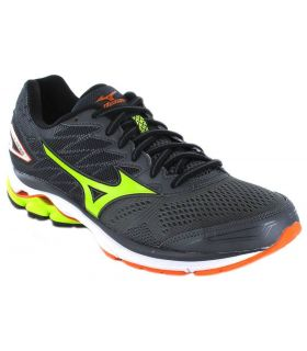 Mizuno Wave Rider 20 Grey