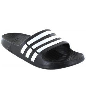 Adidas Chancla Duramo K - Tienda Sandalias / Chancletas Junior - negro 33, 34, 36