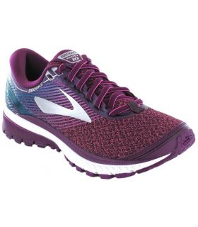 Brooks Ghost 10 W Fioletowy