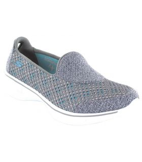 Skechers Go Walk 4 Kindle Gris