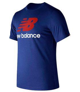New Balance Essentials Gestapelde Logo OP